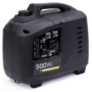 New Powerhouse Inverter Generator 500 watt