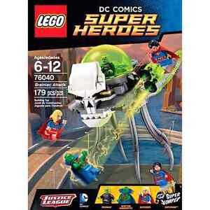 76040 Brainiac Attack Lego