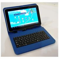 Brand New 8GB internet Tablet 9'' with Keyboard and Case