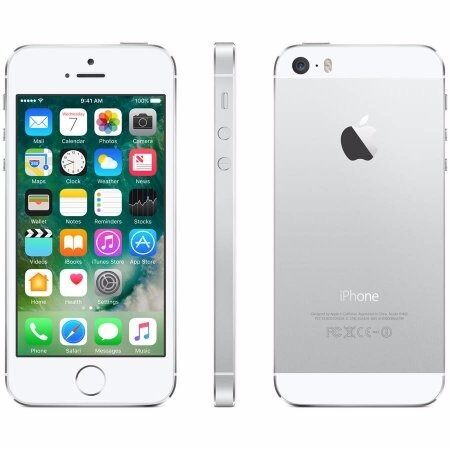 Apple iPhone 5s SilverWhite 16gb NEW Unlockedin Plymouth, DevonGumtree - Apple iPhone 5s 16gb in white / silver Unlocked, Brand new in box, Headphones, Charger. Unwanted upgrade