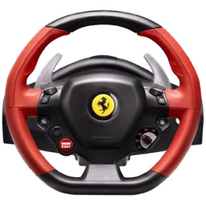 Wanted: racing wheel for PC