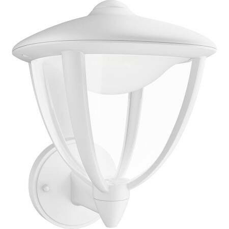 Philips LED Robin Outdoor Wall Lantern IP44 4.5W White 430lm