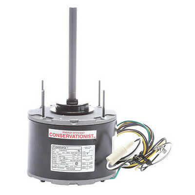 1//4 hp 825 RPM 48 Frame 208-230V 5 5//8 Diameter Condenser Motor # EM3404