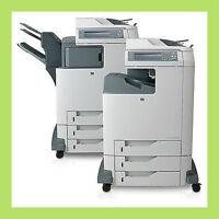 Printer and Copier Short Term Rentals