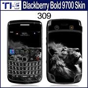 Blackberry Bold 9700 Sticker