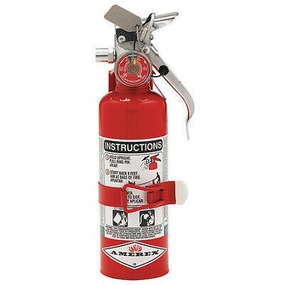 Amerex A384t Fire Extinguisher 1bc Halotron 1.4063 Lb