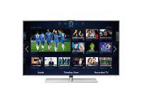 Samsung 40 inch Series 7 Smart 3D LED TV Camera High Spec 1000Hz