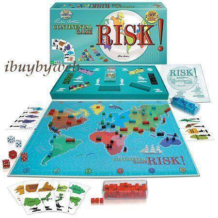classic risk board game rules