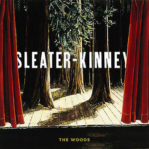 Sleater-Kinney Woods w/download vinyl LP NEW sealed