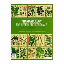 Pharmacology For Health Professionals Canterbury Canterbury Area Preview
