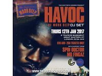 Havoc - DJ Set (Mobb Deep)