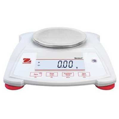 Ohaus Spx222 Digital Compact Bench Scale 220g Capacity