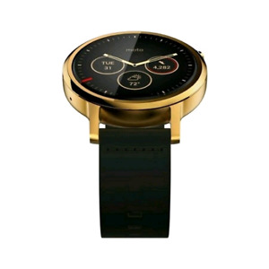 Moto 360 2nd generation Android smartwatch