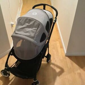 Excellent black limited edition bugaboo bee plus Campbell River Comox Valley Area image 10