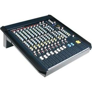 ALLEN & HEATH MIXWIZARD WZ4 12:2 Desk / Rack Mountable All Purpose Mixer