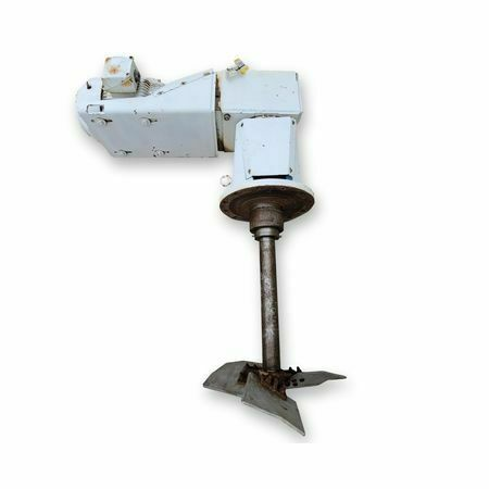 Used 25HP Chemineer 3 HSNS-25 Agitator Mixer Drive (can be used side-entry)