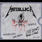 Metallica Music CDs & DVDs