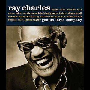 Ray Charles - Genius Loves Company (CD, 2004, Concord Jazz)