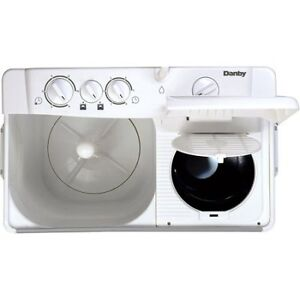 Apartment Size Spin Washer