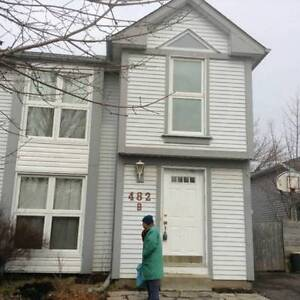 Westdale gorgeous 3bed house with walkout basement above ground