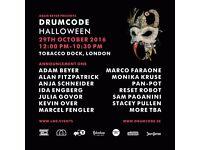 Adam Beyer presents... Drumcode Halloween on 29th October 2016