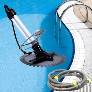In excellent condition barely used Stingray Pool Vacuum Cleaner