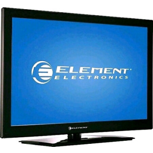 Element 32 inch flat screen LCD HDTV works perfectly--------&---