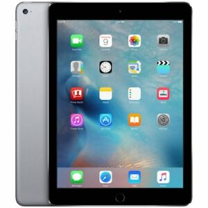 Apple iPad Air 2 (A1567) w/ Wi-Fi + 4G - 64GB