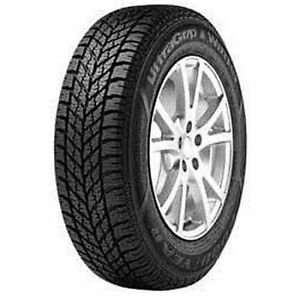 HARDLY USED WINTER TIRES 225/55R/17