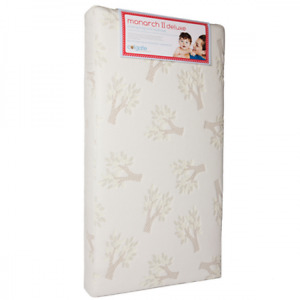 Monarch II Deluxe Ultra High Quality 2-Stage Crib mattress
