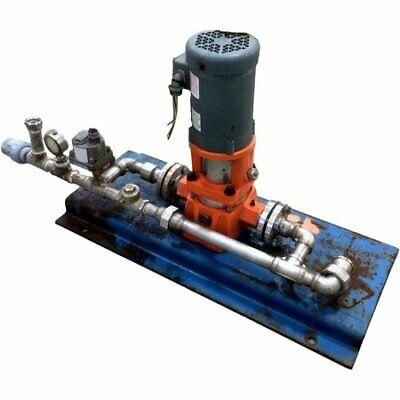 Used 34 Hp Berkeley Pump - Model Bvm2-30