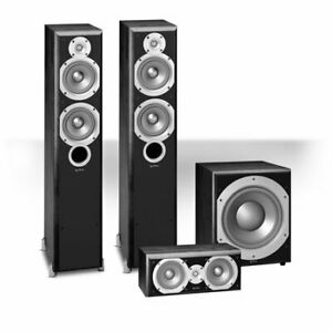 Infinity speakers trade for amp, dac, lossless player, speakers