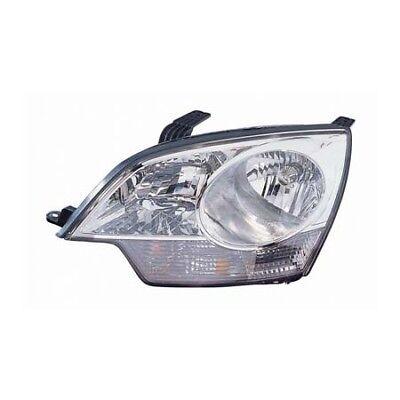 GM2502306 Fits 2012-2014 Chevrolet Captiva Sport Driver Side Headlight CAPA