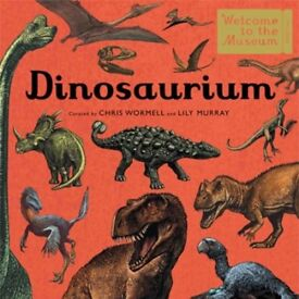 DINOSAURIUM WITH CHRIS WORMELL