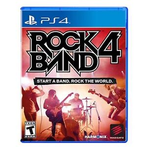 Looking for rock band 4 for ps4