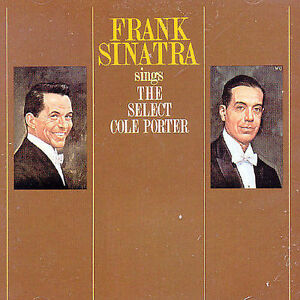 SINATRA, FRANK-SINGS SELECT C.PORTER  CD NEW