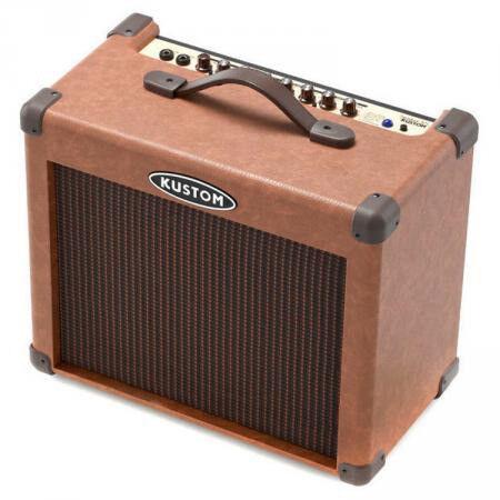 Kustom Sienna 35PRO 30W acoustic guitar amplifier