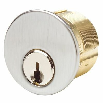 Kaba Ilco 7185sc1-26d-34532 Lockset Cylinder Satin Chrome Keyway Type