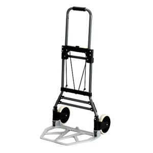NEW COLLAPSIBLE 275LBS COMPACT HAND TRUCK DOLLY STPOW-AWAY 4062