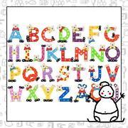 Holzbuchstaben Deko
