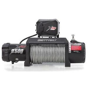 Smittybilt Winches, Calgary's Best Deals! XRC 9.5 Gen2 and more