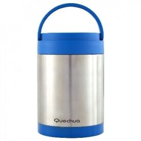Quechua stainless steel isothermal food box 2 L (Moving-out sale!)