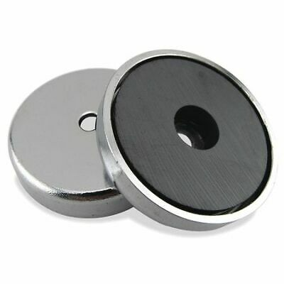 Zoro Select 7217 Round Base Magnet25 Lb. Pull