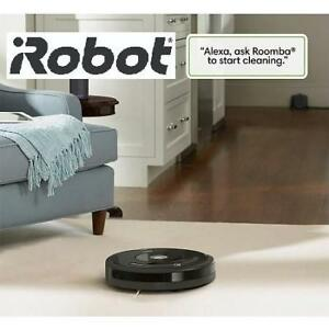 USED ROOMBA ROBOT VACUUM R671 208615230 IROBOT ALEXA ENABLED