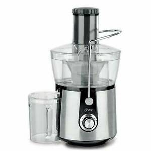 New condition Oster Stainless Steel Juice Extractor