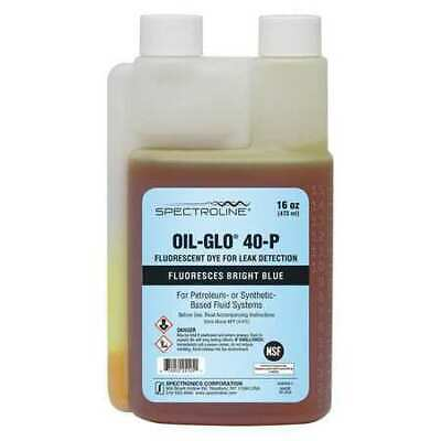 Spectroline Oil-glo 40-p Dyeoilbluepint