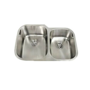 New Topmount & Undermount Stainless Steel Sink from $40