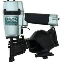"""brand new Hitachi NV45AB2S Coil Roofing Nailer, 7/8""""-1-3/4"""""""