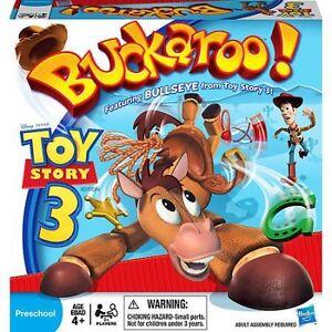 Buckaroo Toy Story Game / Jeu préscolaire