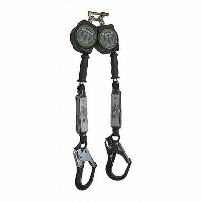 Safewaze Sw-8008-10-alu-rbh-dl Cable Srlduallegal Rebar Hooks10 Ft.